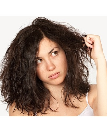 Frizzy Hair Causes and Treatments