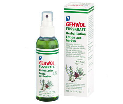 Gehwol Fusskraft Herbal Lotion 5.3 oz