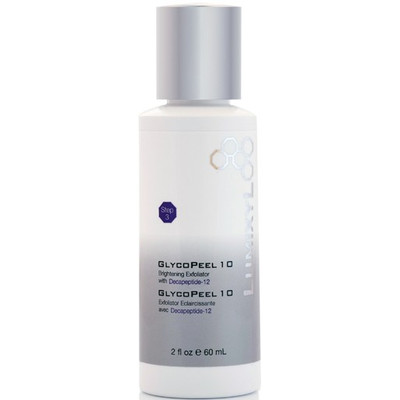 Lumixyl MD GlycoPeel 10 Brightening Exfoliator with Decapeptide-12 2 oz