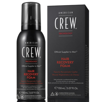 American Crew Trichology Hair Recovery Foam 5.07 oz