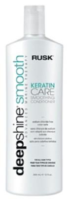 Rusk Deepshine Keratin Care Smoothing Conditioner 12 oz