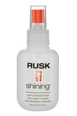 Rusk Shining Sheen and Movement Myst 4.2 oz