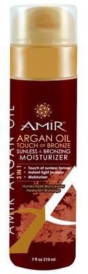 Amir Argan Oil Touch of Bronze Sunless and Bronzing Moisturizer