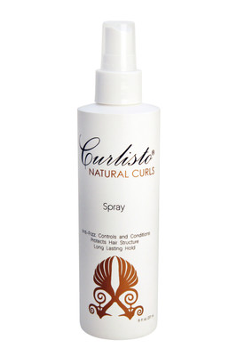 Curlisto Natural Curls Spray 8 oz