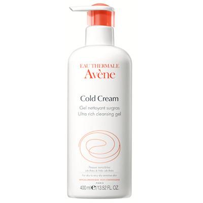 Avene Cold Cream Ultra Rich Cleansing Gel 13.52 oz