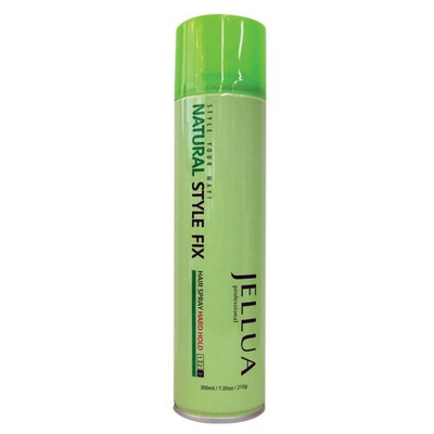 Jellua Natural Style Fix Hair Spray 7.35 oz