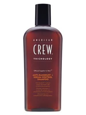 American Crew Anti-Dandruff Sebum Control Shampoo