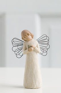 Willow Tree (R) Angel - Angel of Healing -  'For those who give comfort with caring and tenderness'