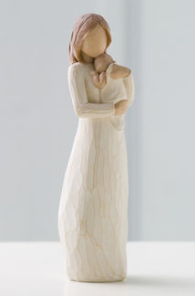 Willow Tree (R) Figure - Angel of Mine - 'So loved, so very loved'