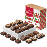 Gifts To Go Fairytale Brownies Christmas Morsel 24