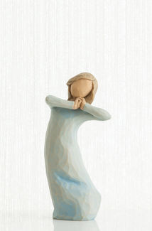 Willow Tree (R) Figure - Journey - 'Appreciating where you are...each step along the way'
