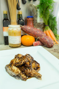 Organic Chicken Honey and Soy Drumettes