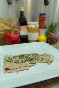 Gluten Free Crumbed Organic Veal Schnitzel