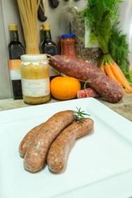 Organic Beef Chataeu Sausages