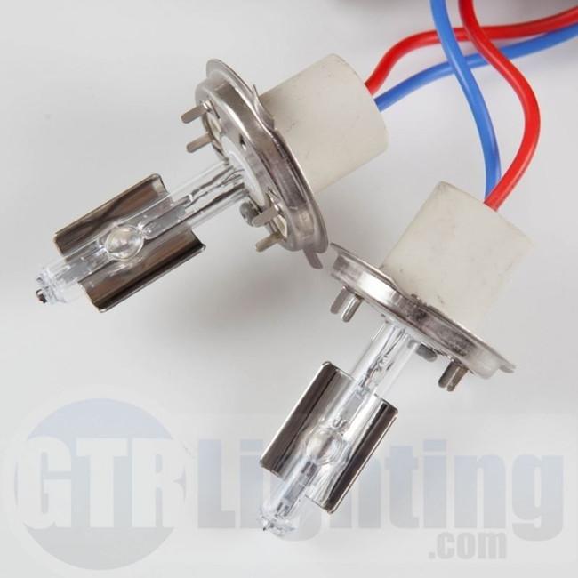 GTR Lighting 35w/55w Single Beam HID Bulbs, H4-1