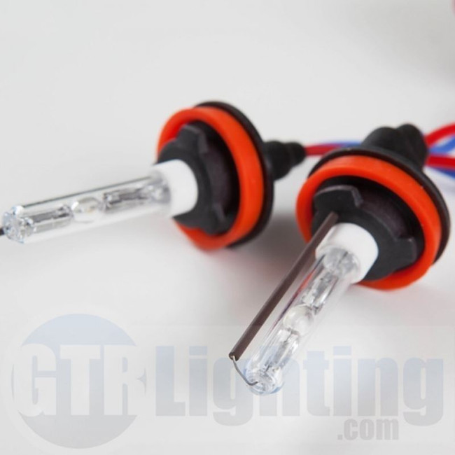 GTR Lighting 35w/55w Single Beam HID Bulbs, H11