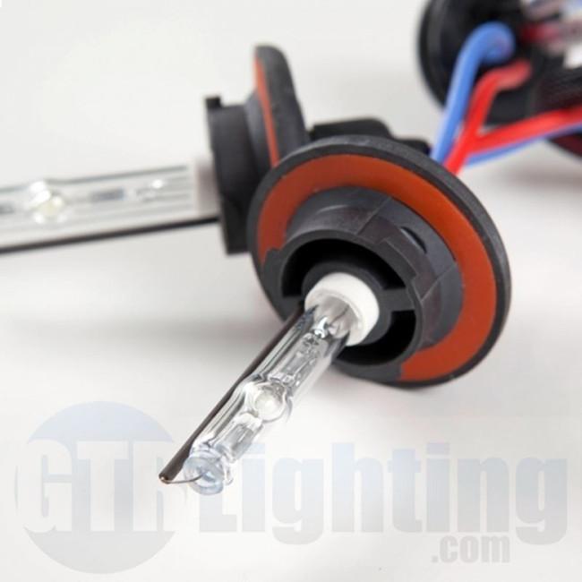 GTR Lighting 35w/55w Single Beam HID Bulbs, H13-1