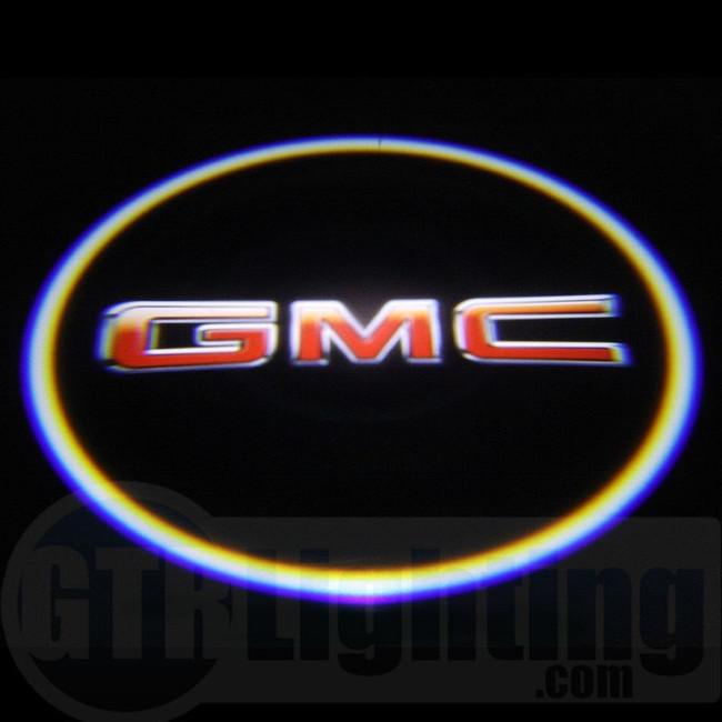 GTR Lighting LED Logo Projectors, GMC Logo, #17