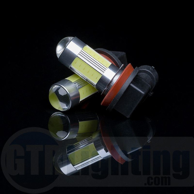 GTR Lighting Lightning Series H11 / H9 / H8 LED Bulbs