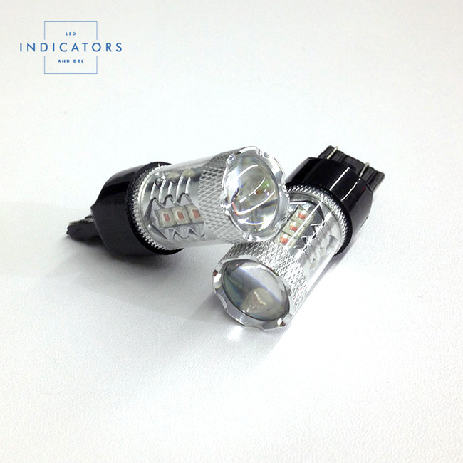 "GTR Lighting 16-LED High Power CREE (""80W"") 7440 / 7443 LED Bulbs"
