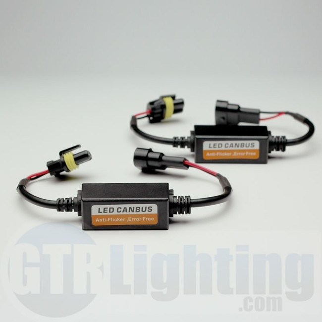 GTR Lighting  Single Beam LED CANBUS Modules