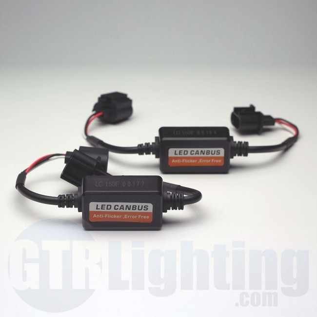 GTR Lighting LED CANBUS Modules - H13 Style