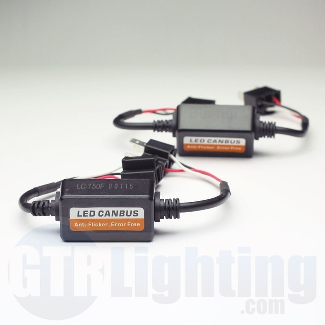 GTR Lighting LED CANBUS Modules - H4 Style