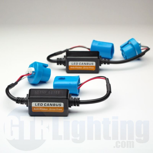 GTR Lighting LED CANBUS Modules - 9004 Style