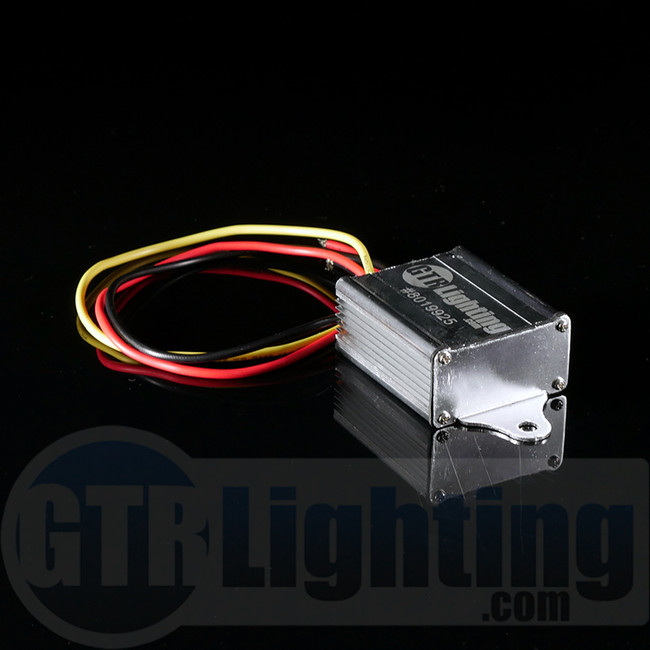 GTR Lighting Universal Flasher Module for LED Brake Lights