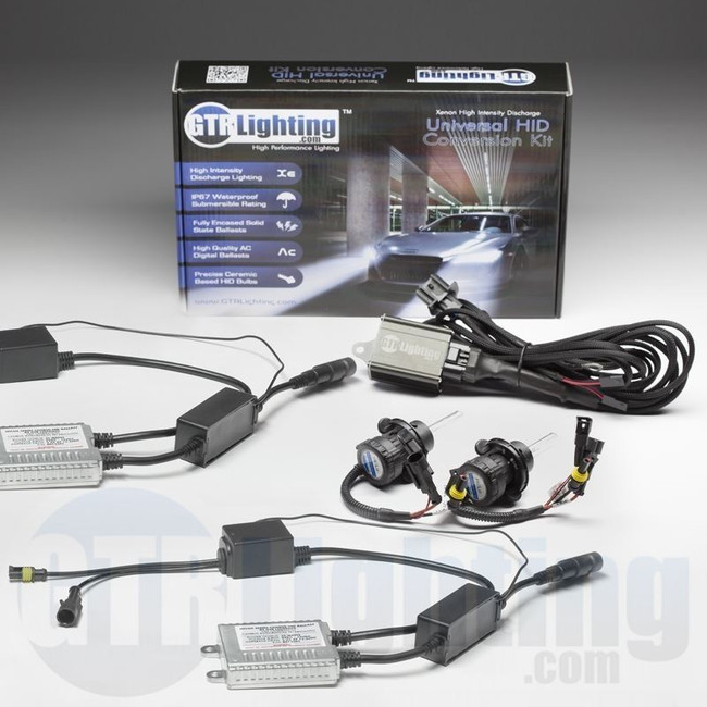 GTR Lighting 35w Hylux Dual Beam CANBUS HID Conversion Kit - 4th Generation