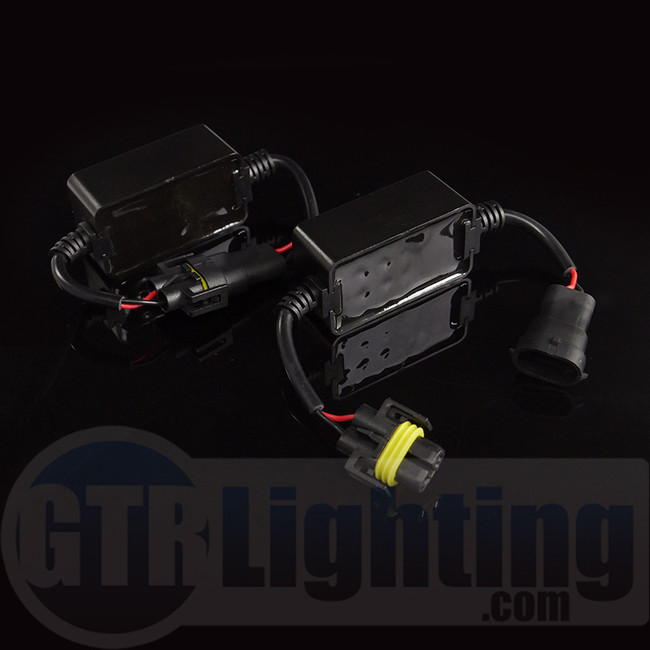 GTR Lighting PWM Interface Module ( H11 Style Connectors)