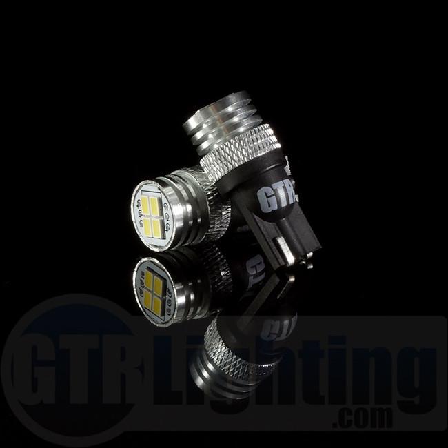 GTR Lighting Carbide Series T10 / 194 / 168 LED Bulbs