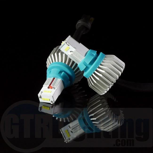 GTR Lighting High Output 1,000 Lumen LED Reverse Bulbs - T15