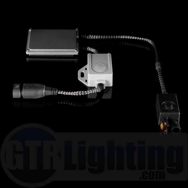 GTR Lighting 55w Slim PWM/CANBUS Slim HID Ballast - 5th Generation