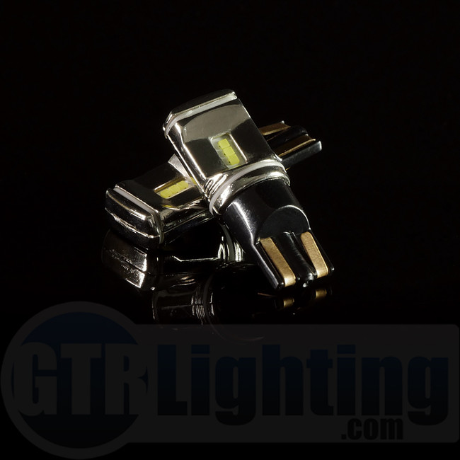 GTR Lighting Ultra Series T10 / 194 / 168 LED Bulbs