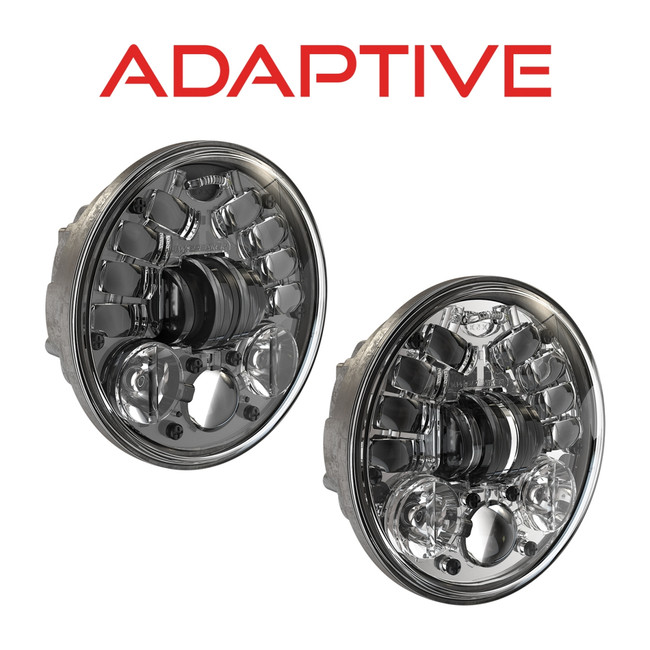 JW Speaker Model 8690 Adaptive - Chrome
