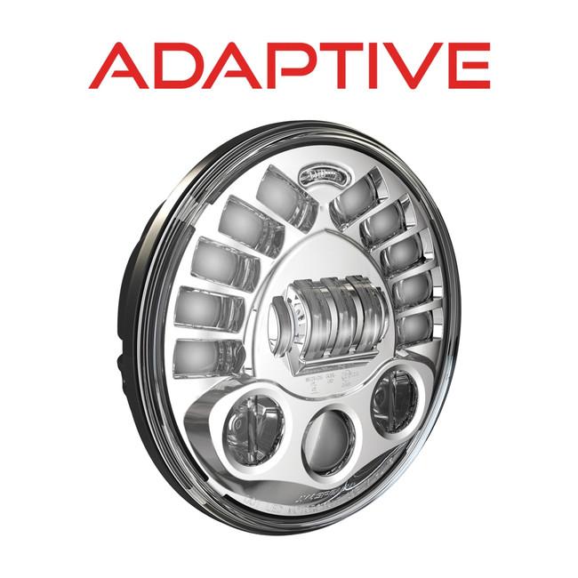 "JW Speaker Model 8791 Adaptive 7"" - Chrome"