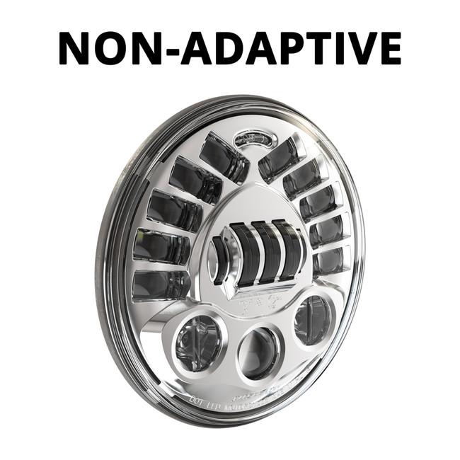 "JW Speaker Model 8790 Non-Adaptive 7"" - Chrome"