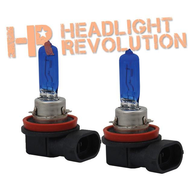 Vision X H8 55 WATT Headlight Bulb Set