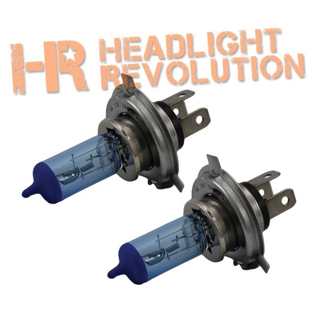 Vision X H4 90/100 WATT Headlight Bulb Set