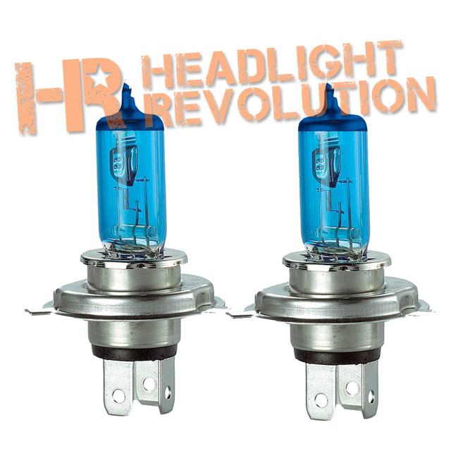 Vision X H4 55/65 WATT Headlight Bulb Set