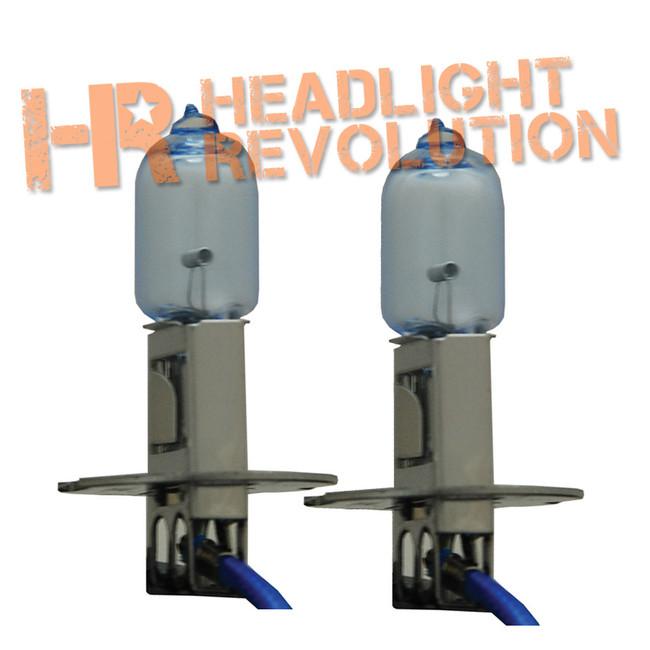 Vision X H3 66 WATT DOT APPROVED SUPERWHITE BULB SET