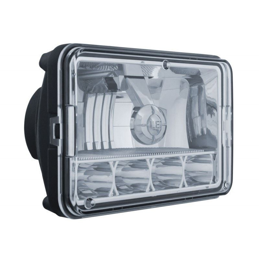 United Pacific 31365 4x6  5 LED High/Low Crystal Headlight  sc 1 st  Headlight Superstore & United Pacific 31365 4x6