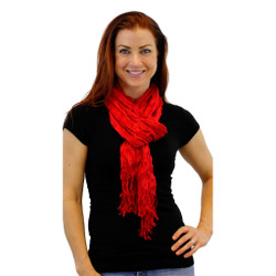 Wonder Wrinkle Feather Light Crinkle Scarf