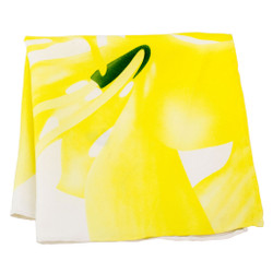 Lemon Drops Silk Pocket Square or Handkerchief by Belisi