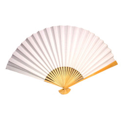Giant Bamboo and Paper Fan