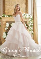 Mori Lee Bridal Dress 2873