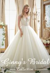 Mori Lee Bridal Dress 2875