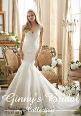 Mori Lee Bridal Dress 2878