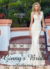Ivoire by Kitty Chen Elena V1710 Wedding Dress